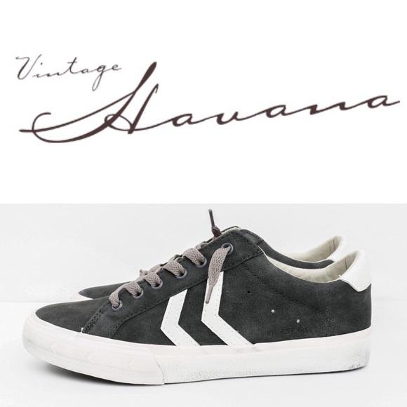 Vintage Havana Bristal Sneakers Size